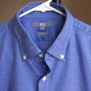 UNIQLO Men's work shirt